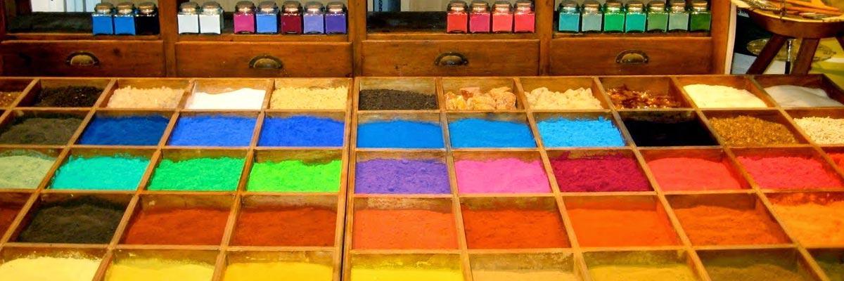 I Colori Per La Pittura A Fresco Affresco E Scuola Di Affresco