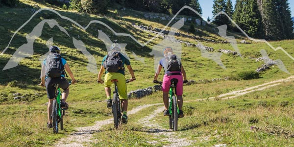 Le Piccole Dolomiti: percorsi in montagna in mountain bike