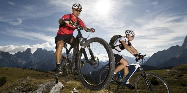 Mountain Bike (MTB) e Ciclismo in montagna